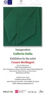 Galleria Italia Opening_